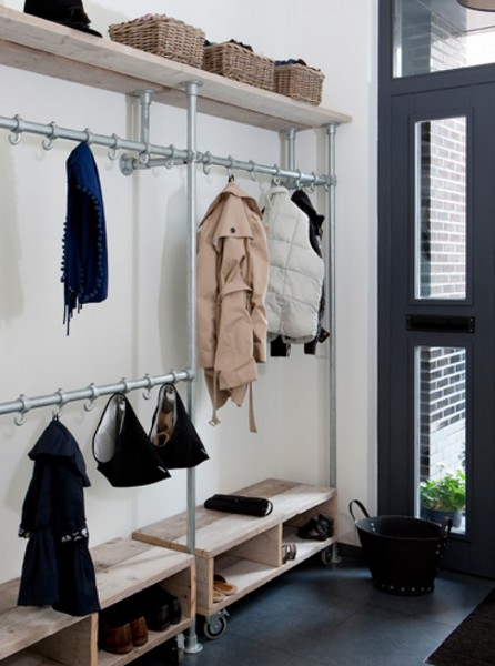 Gentil 5 Tips For Better Closet Management With Industrial Pipe