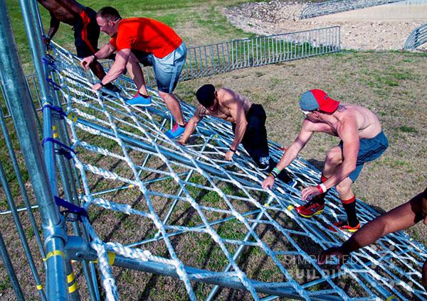 American Ninja Warrior Training Obstacle