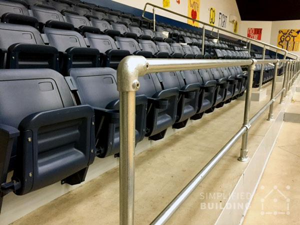 Stadium Railing