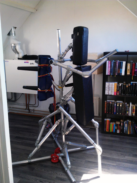 10+ Homemade Gym Equipment Ideas To Build Your Own Gym