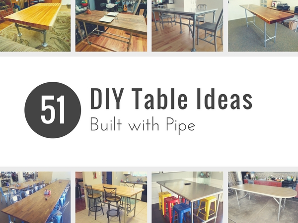 DIY Table Ideas