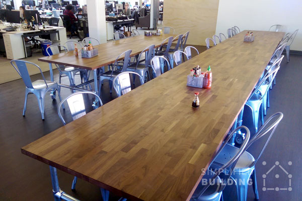Work Dining Table