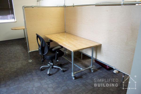 Kee Klamp Desks