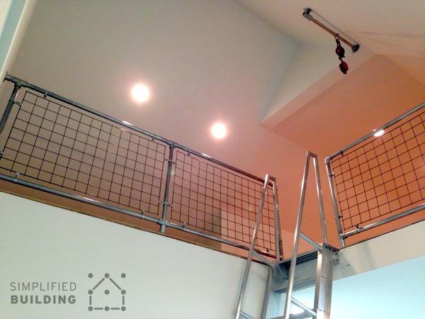 Loft Railing