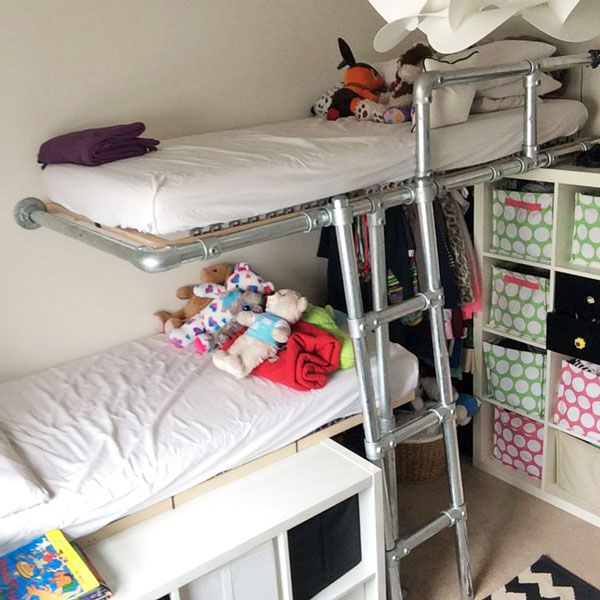 10 Unique Kid Beds That You Can Build Yourself - Projects - Simplified ...