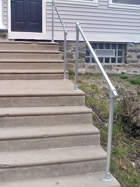 Handrails For Concrete Steps Driverlayer Search Engine