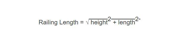 Railing Formula