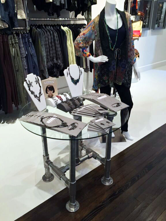 Retail Display Tables Round Tiered Amp Nesting