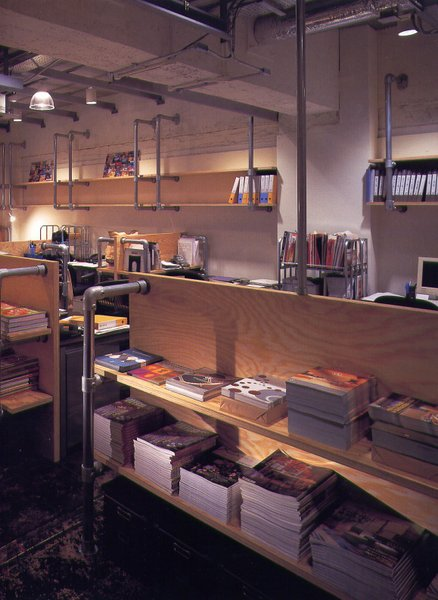 Bücherregale zum Stellen und Hängen