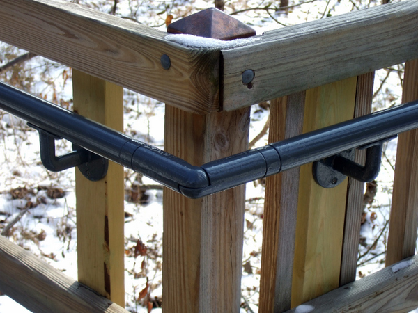 Wall Mounted ADA Handrail