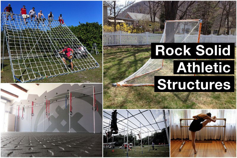Rock Solid Athletic Structures