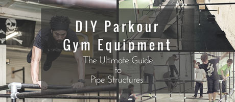 DIY Parkour Gym Equipment: The Ultimate Guide to Pipe Structures Image