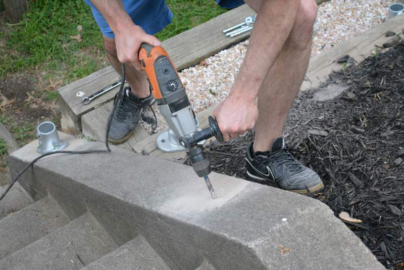 Easy Steps for Installing a Simple Handrail