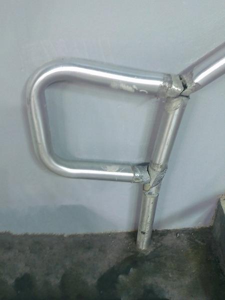 Broken Handrail