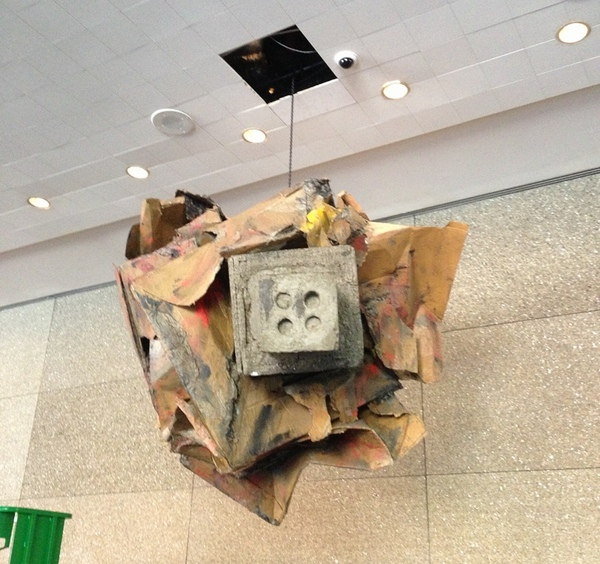 Wrecker by Barlow at Carnegie Museum of Art