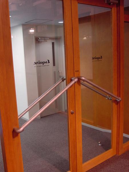 3. Door Handles