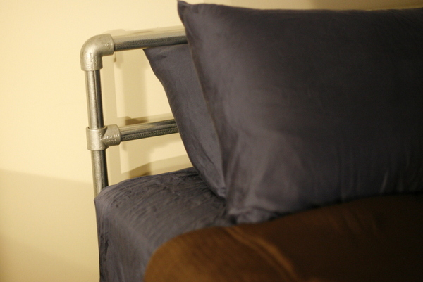 Pipe Bed - Headboard