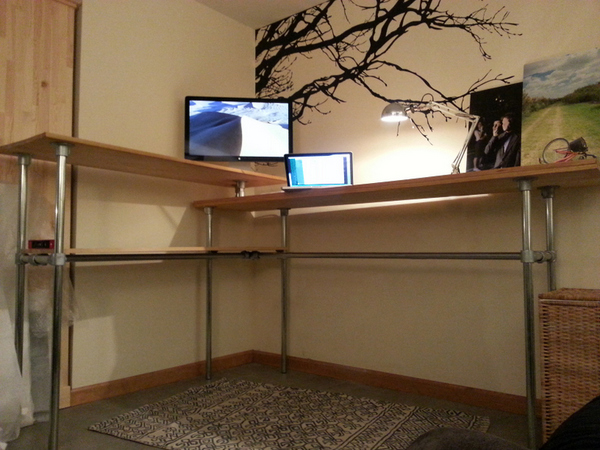 Dual Height Standing Desk