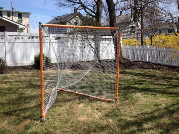 Heavy Duty, Portable Lacrosse Net - Front