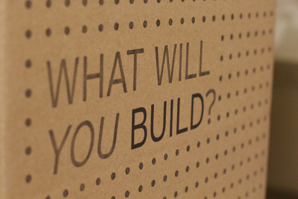 What Will You Build - Box