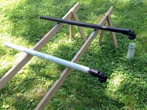 Painting Simple Rail