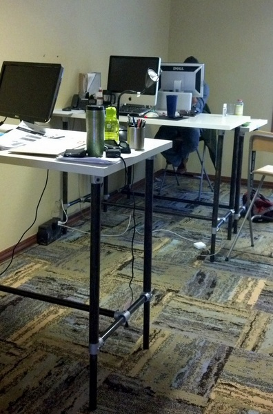 Simple Standing Desks