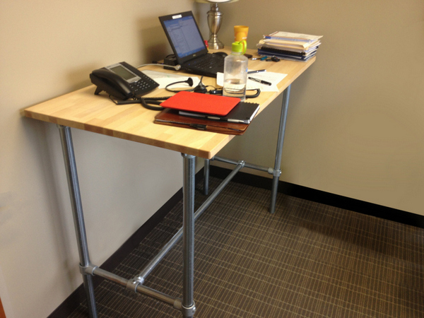 Stand Up Study Desk