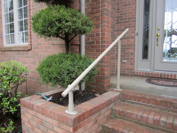 Sturdy Handrails For Safe Home Access Simplified Building