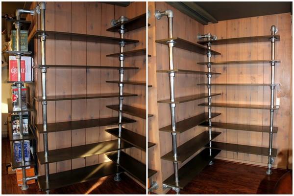 Corner Shelf - Finished