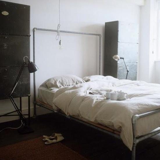 Sleek, Basic Bed Frame
