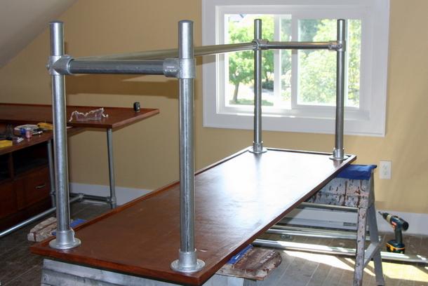 Desk Leg Supports