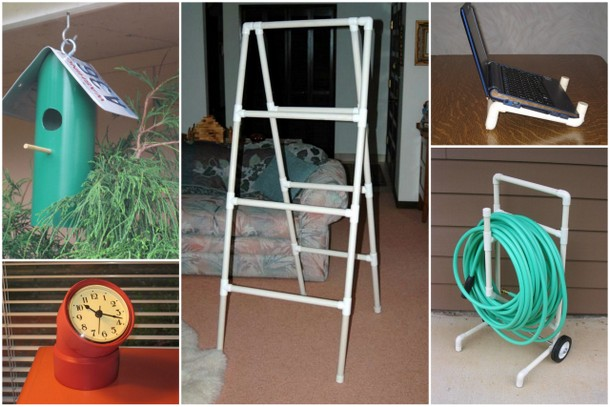 DIY PVC Projects