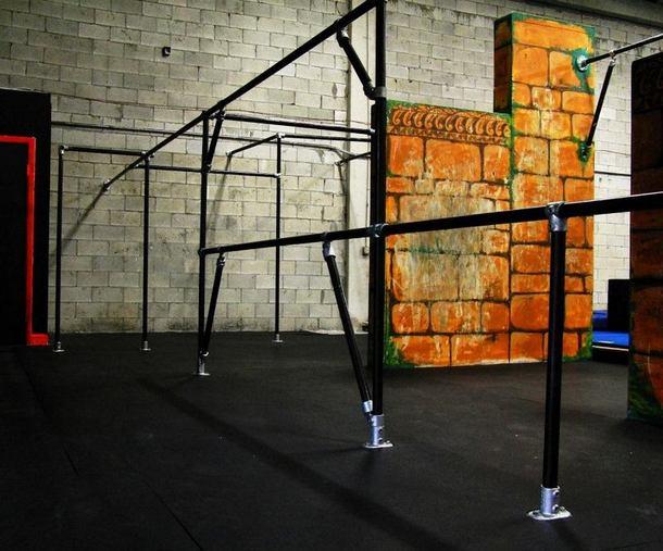 Freerunning Structure at Miami Freerunning