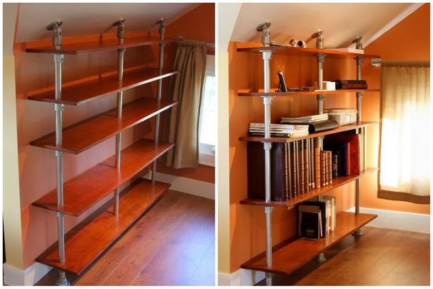 Greatest 10 DIY Industrial Shelf Ideas | Simplified Building CS78
