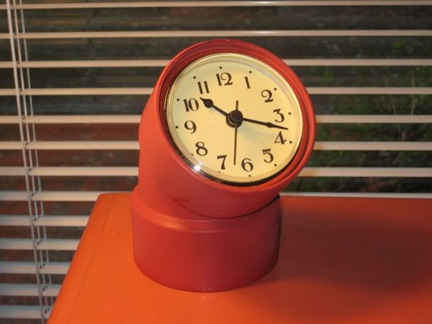 PVC Clock
