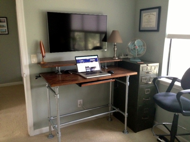 Related image with Build A Standing Desk Plans