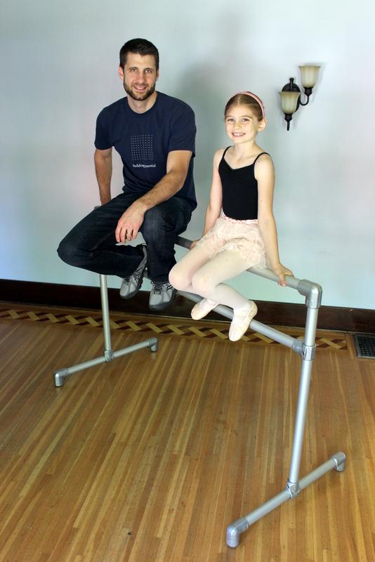 Freistehende Ballettstange Was Werden Sie Bauen