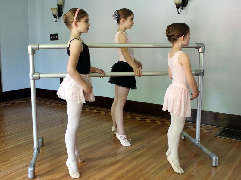 Diy Freestanding Ballet Barre For Any Age Height And