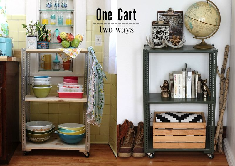 10 DIY Industrial Shelf Ideas