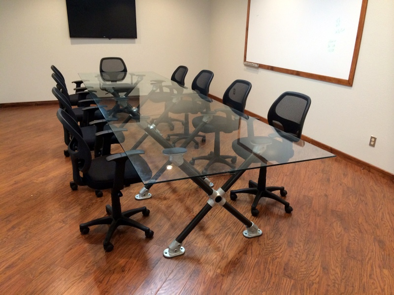 DIY Table Ideas Built With Pipe Simplified Building - Homemade conference table