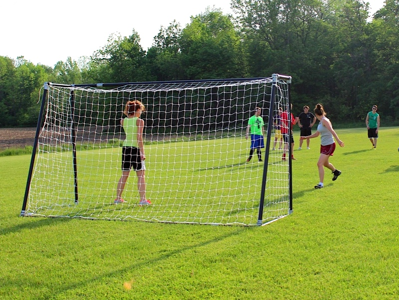 Make Your Own 6x12 Portable Soccer Goal