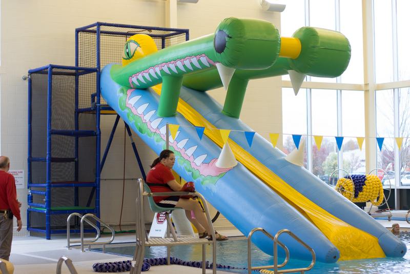 YMCA Slide - Restored