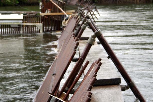 Alaskan Fishing Weir