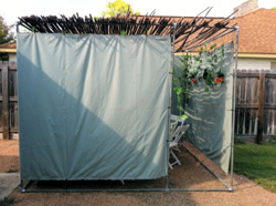 Build Your Own DIY Sukkah