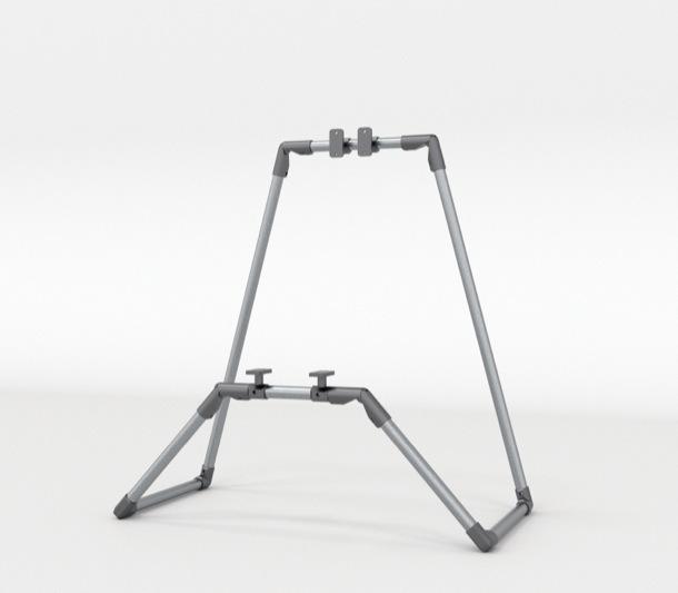 雪橇桌管架结构