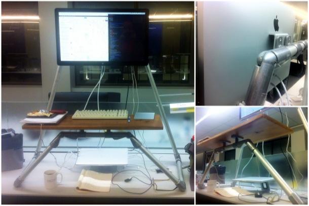 Standing Desk - Finished