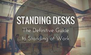 Standing Desks: The Definitive Guide to Standing at Work Image