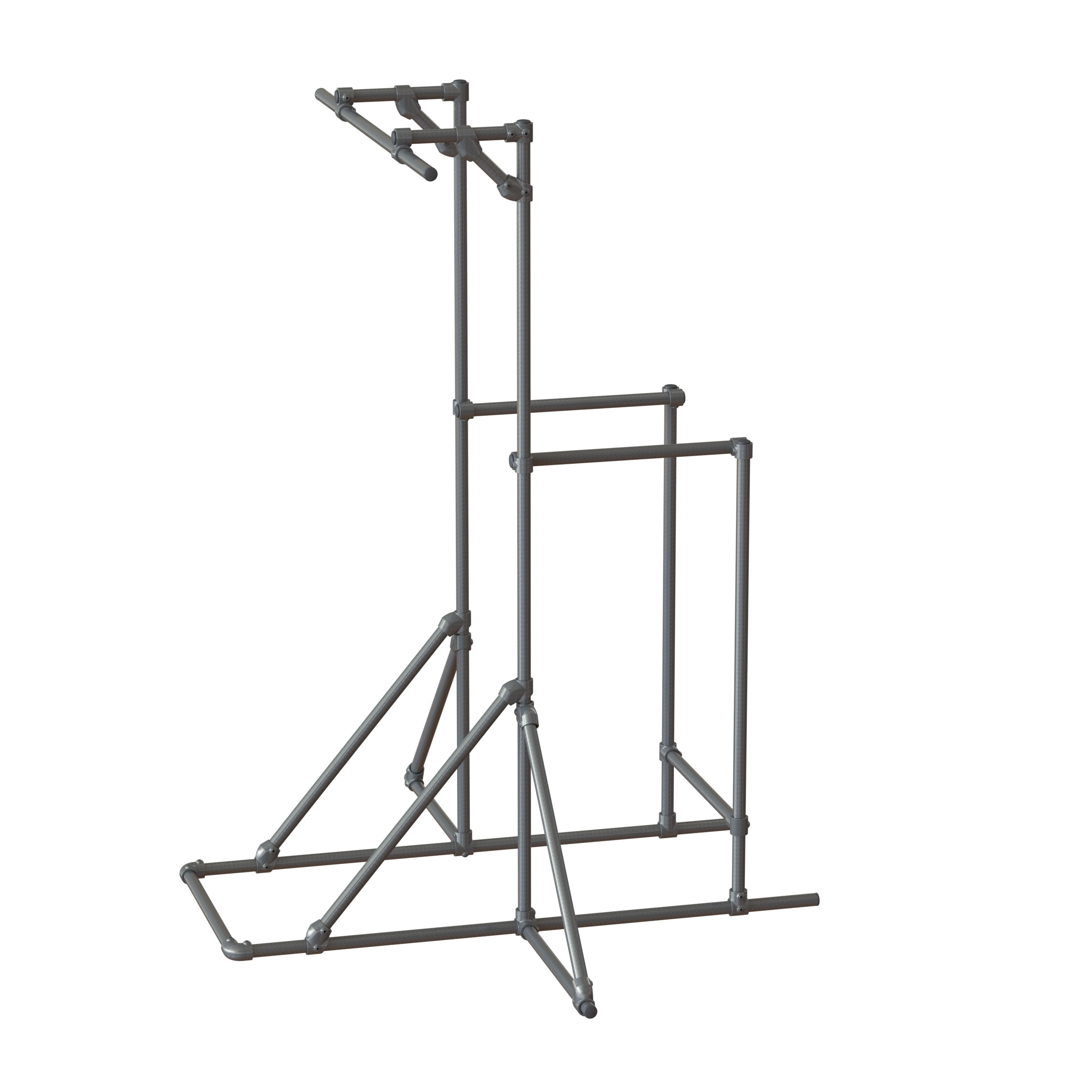 Workout tower