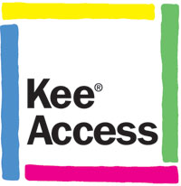 Kee Access - Rohrverbinder