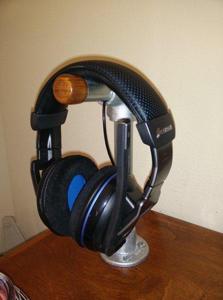 Kopfhörerhalter
